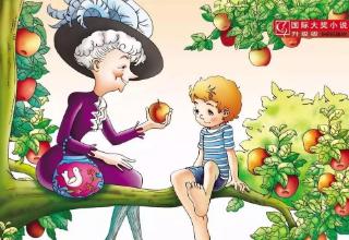 《苹果树上的外婆》读后感800字