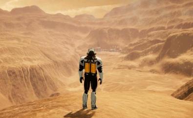 《火星营救》观后感