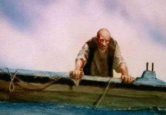 《老人与海》读后感【新的】
