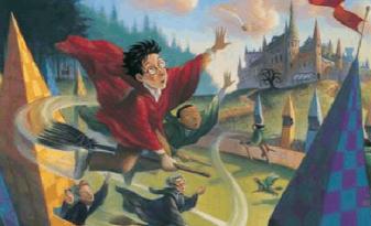 读《哈利・波特》有感【六年级学生】